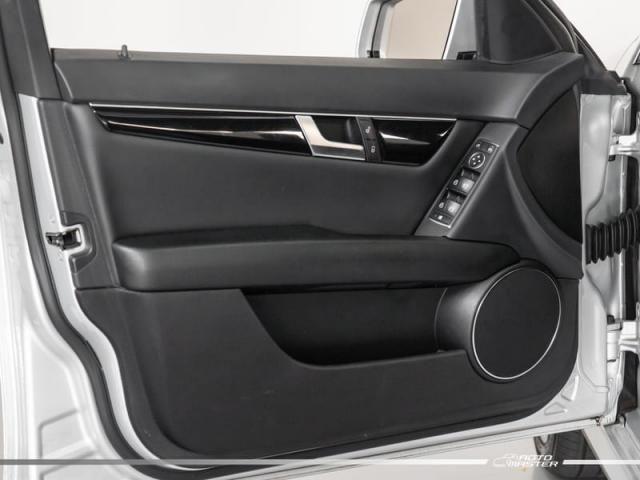 Mercedes C-180 CGI Sport 1.6 TB 16V 156cv Aut. - Prata - 2014 - Foto 14