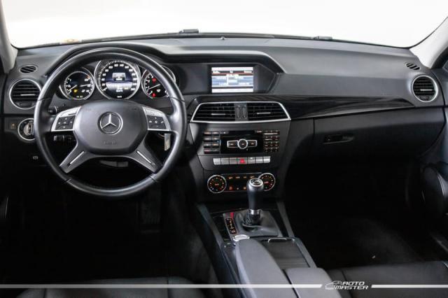 Mercedes C-180 CGI Sport 1.6 TB 16V 156cv Aut. - Prata - 2014 - Foto 4
