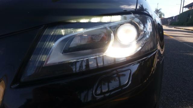 Audi a3 2.0t sportback tfsi s-tronic impecável com teto - Foto 15
