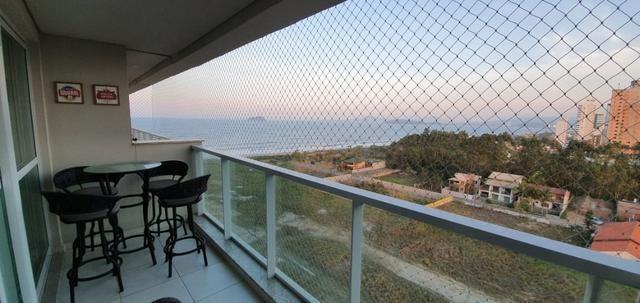 Apartamento Frente Mar, Mobiliado, 2 Quartos, Andar Alto, Balneário Piçarras - Foto 14