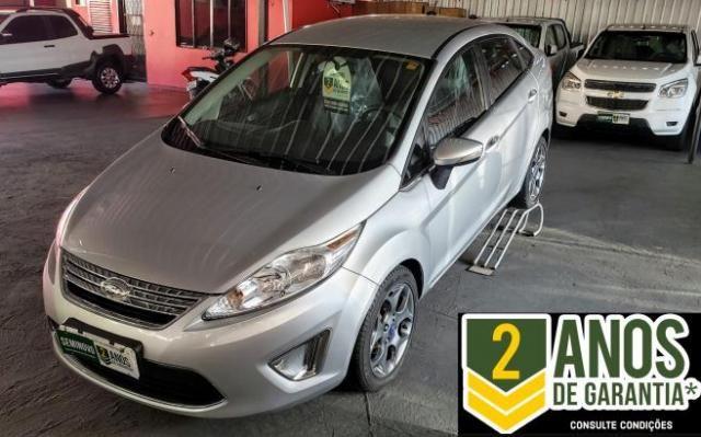 Ford New Fiesta Sedan  SE 1.6 (Flex) FLEX MANUAL
