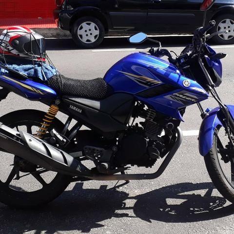 Yamaha fazer 150cc 2016
