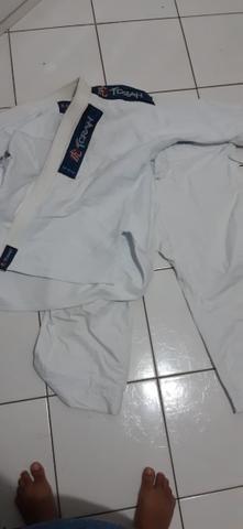 Kimono jiujitsu A4 Torah - Foto 3