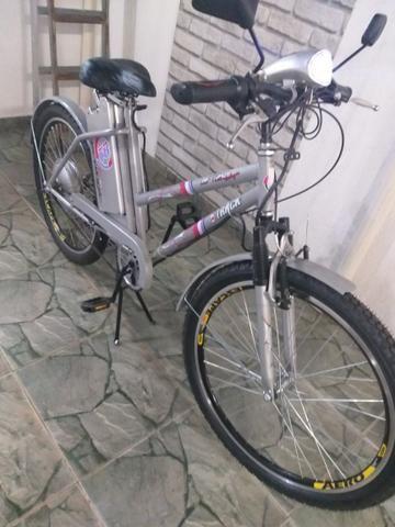 Bicicleta eletrica track - Foto 4