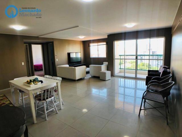 Apartamento residencial à venda, Meireles, Fortaleza. - Foto 2