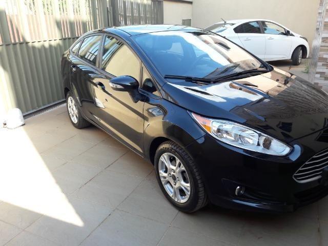 Ford New Fiesta Sedan 1.6 Automático - Foto 7