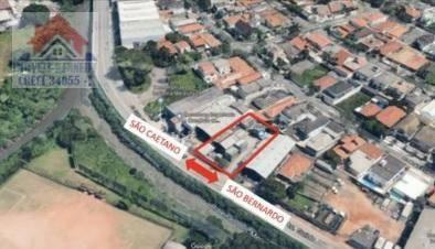 Terreno comercial ou comercial são caetano 1218 m² - Foto 3