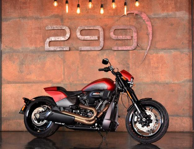Harley-Davidson Fx Drs