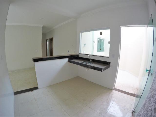 VN215 - Casa Nova com Fino acabamento no Bairro Novo Mundo - Vida Nova - Foto 20