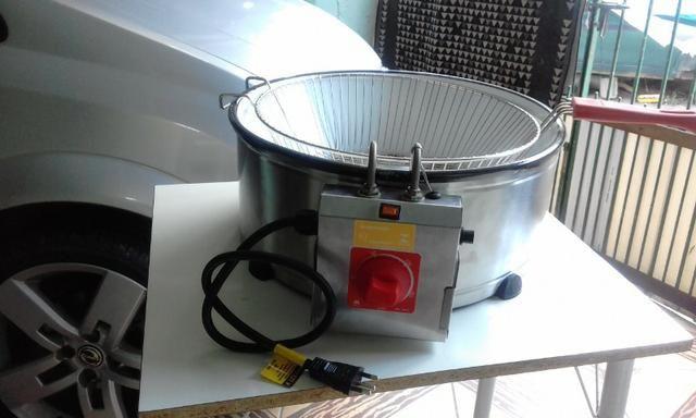 Fritadeira elétrica indústrial - Foto 2