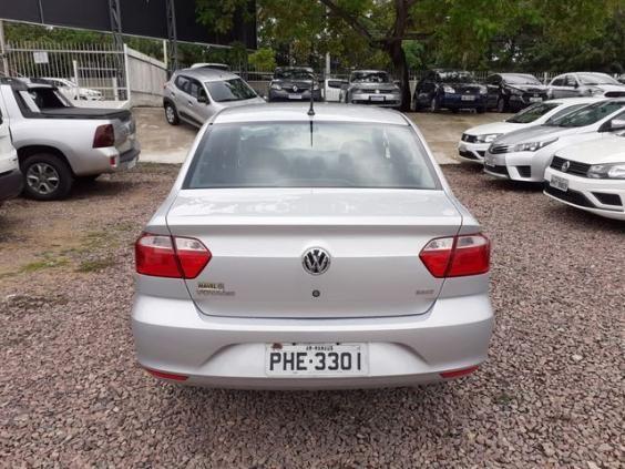 Volkswagen Voyage Trendline 1.6 - Foto 4