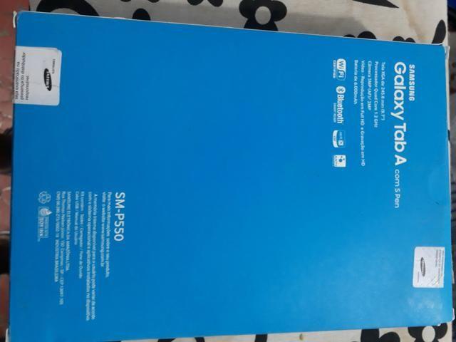 Tablet galaxy tab a com s pen smp550 - Foto 4