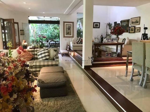 Casa para alugar, 700 m² por r$ 18.000,00/mês - jardim botânico - rio de janeiro/rj - Foto 6