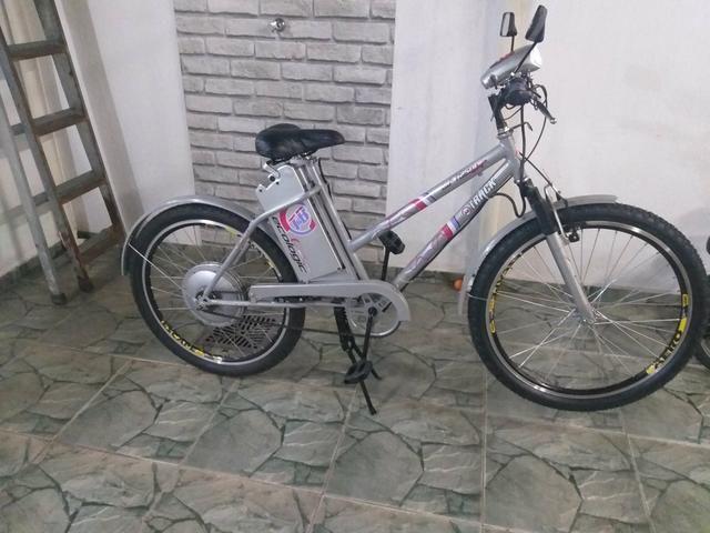 Bicicleta eletrica track - Foto 6