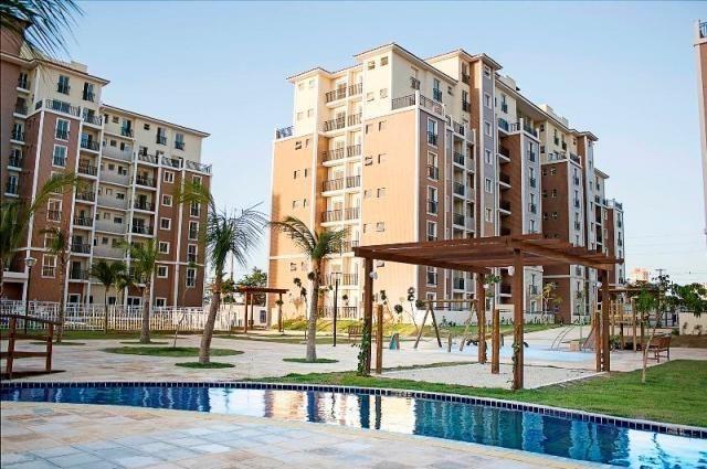 Apartamento Gardem em Lagoa Nova, 2 quartos, Cond Smile - Foto 10