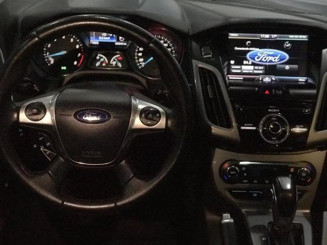 Ford Focus Titanium PLUS (Top de Linha) Veículo Ímpar, Vale a Pena Conferir! - Foto 3