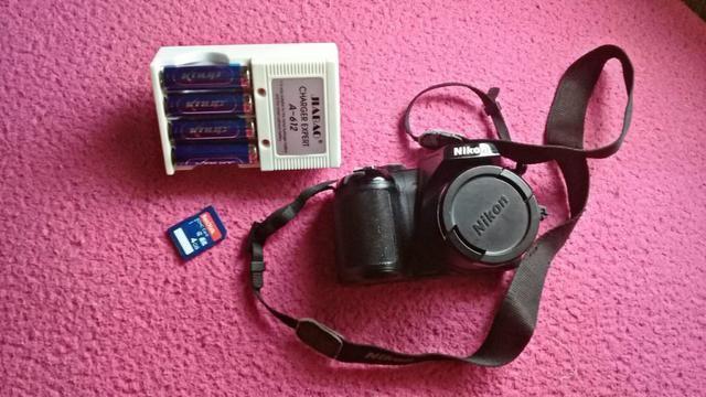 Câmera Nikon/Coolpix315 - Foto 2