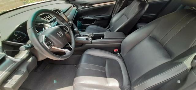 Honda Civic 2.0 16V Flexone EXL 4P CVT - Foto 6