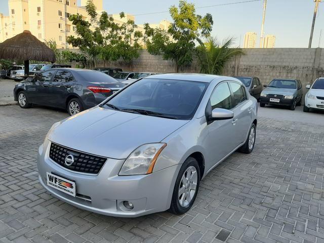 Nissan sentra aut 08 top revisado e com garantia oferta 22.900 impecável - Foto 2