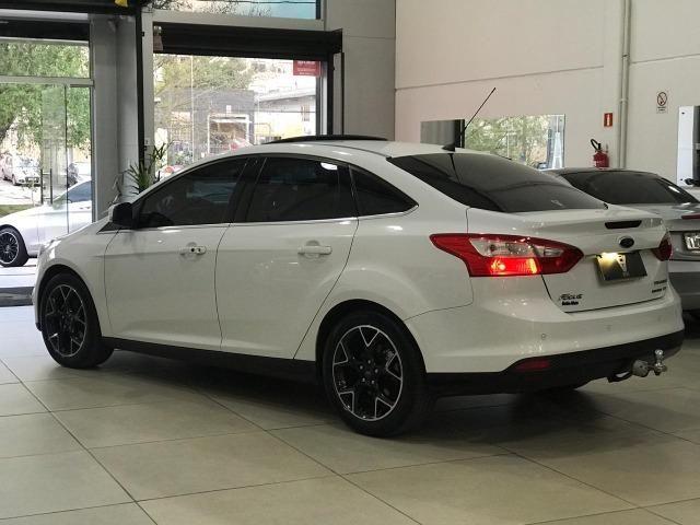 Ford Focus Titanium PLUS (Top de Linha) Veículo Ímpar, Vale a Pena Conferir! - Foto 2