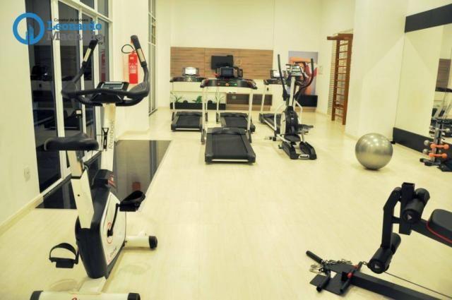 Apartamento com 3 dormitórios à venda, 78 m² por R$ 510.000 - Praia do Futuro - Fortaleza/ - Foto 17