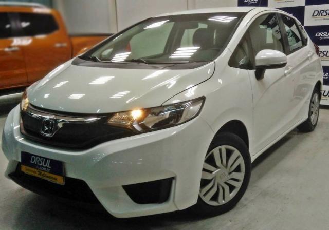 Honda Fit DX 1.5 CVT 4P