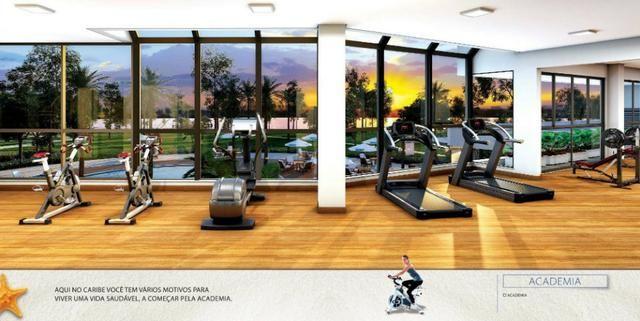 Caribe Golf & Spa Condomínio Resort - Lotes a partir de 600 m² - Beira Lago - Foto 8
