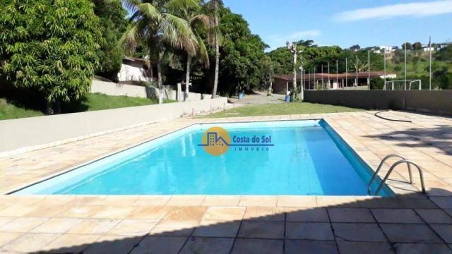 Pousada com 22 dormitórios à venda, 20289 m² por r$ 3.800.000 - mar do norte - rio das ost - Foto 5