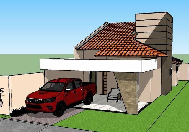 Casa Nova no Jardim America