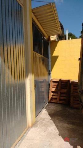 Galpão comercial à venda, residencial oásis, vargem grande paulista. - Foto 12