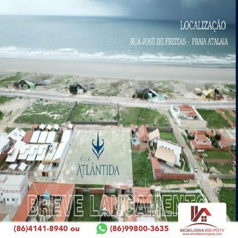 Apartamento em Luiz Correia/ Praia de Atalaia (Vila Atlântida) - Foto 7