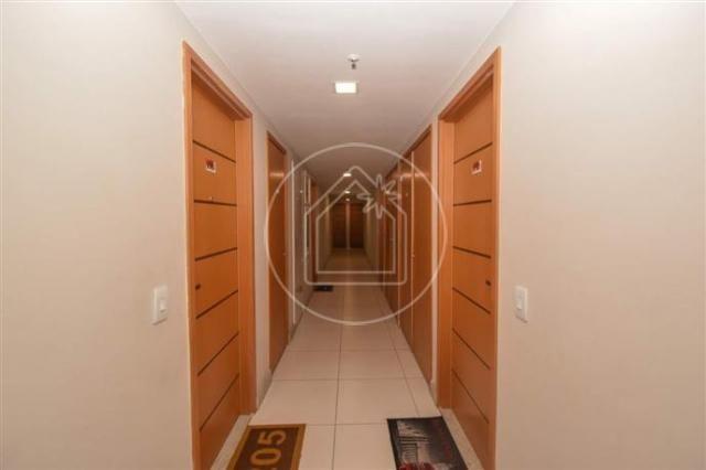 Apartamento à venda com 2 dormitórios em Rio comprido, Rio de janeiro cod:847480 - Foto 14