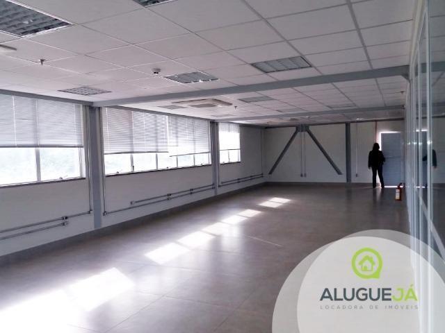 Prédio comercial, 2 andares inteiros disponíveis, 400m² por andar - Foto 5