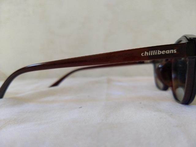 6e854485e0b25 Armação Para Óculos De Grau Feminina Chilli Beans Multi 2 Em 1 Marrom