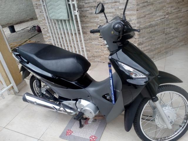 Honda Biz 125 Part Eletrica Impecavel Super Nova Aceito Moto Menor