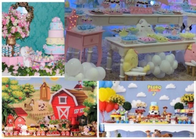 Móveis artigos decoração de festas