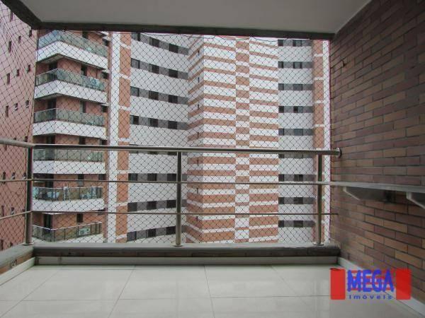 Apartamento com 2 dormitórios para alugar, 80 m² por R$ 1.700/mês - Mucuripe - Fortaleza/C - Foto 5