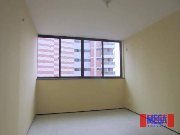 Apartamento com 2 dormitórios para alugar, 80 m² por R$ 1.700/mês - Mucuripe - Fortaleza/C - Foto 9