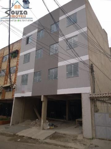 Apartamento Padrão para Venda em Rocha São Gonçalo-RJ