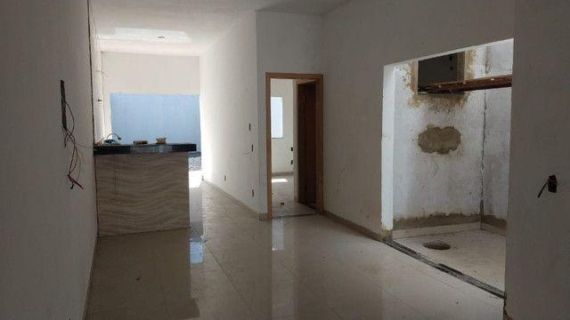 Casa 2 quartos com suíte, não geminadas, acabamento diferenciado - Foto 3