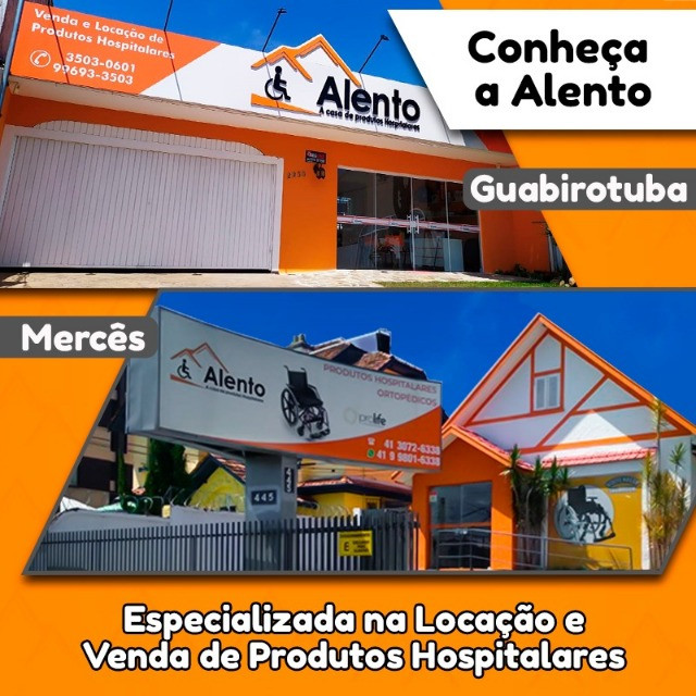 Aluguel de Cama Hospitalar em Curitiba - Foto 3
