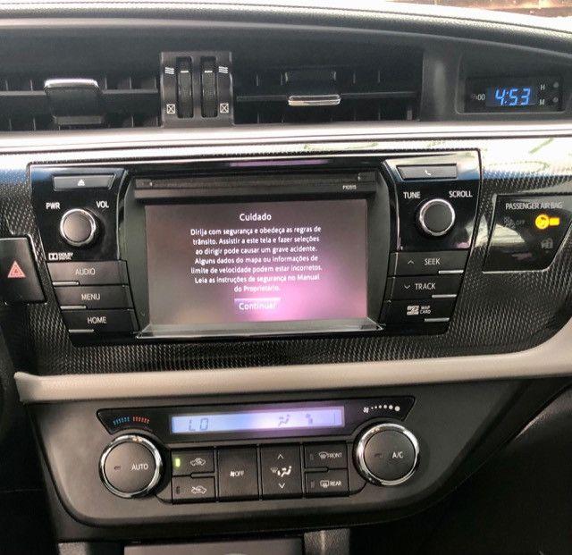 Corolla 2.0 XEI Completo automático, SÓ DF, financiamos até 100% - Foto 7