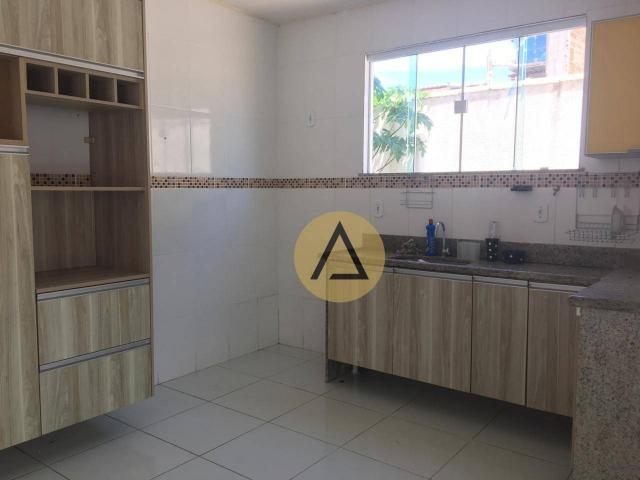 Atlântica Imóveis tem maravilhosa casa para venda no bairro Village em Rio das Ostras/RJ - Foto 16