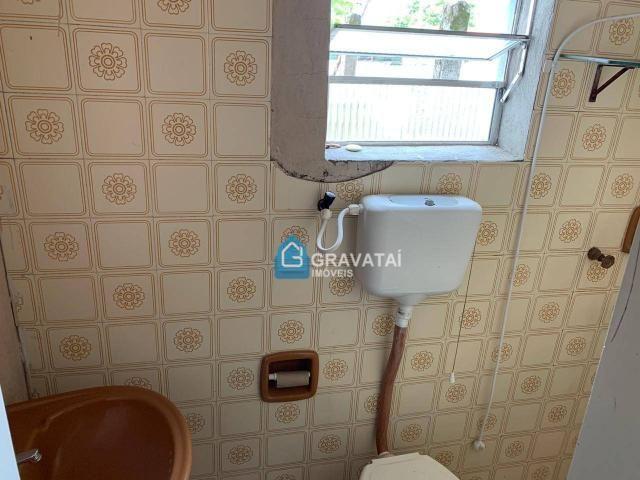 Casa com 2 dormitórios para alugar, 75 m² por R$ 900,00/mês - Salgado Filho - Gravataí/RS - Foto 8