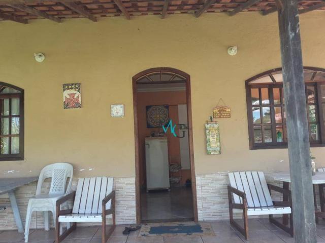 Sítio com 3 dormitórios, 4000 m² - venda por R$ 580.000,00 ou aluguel por R$ 4.500,00/mês  - Foto 8