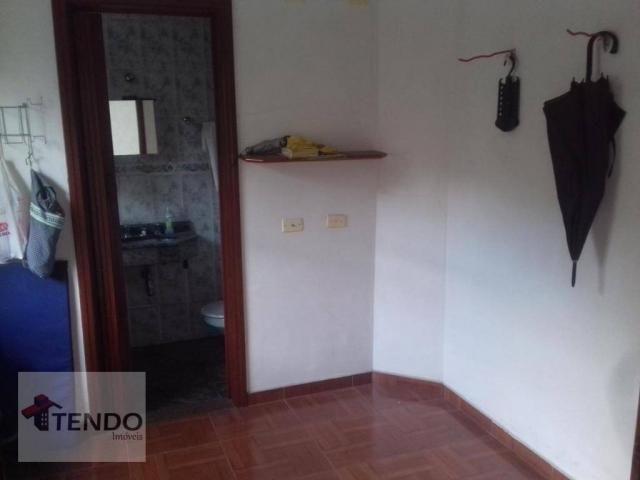 Sobrado - venda - 4 dormitórios, - 3 suítes - aluguel por R$ 4.600/mês - Vila Marlene - Sã - Foto 20