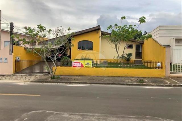 Casa à venda com 3 dormitórios em Trianon, Guarapuava cod:142205