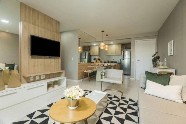 Apartamento com 3 dormitórios à venda, 90 m² por R$ 680.000 - Guararapes - Fortaleza/CE - Foto 11