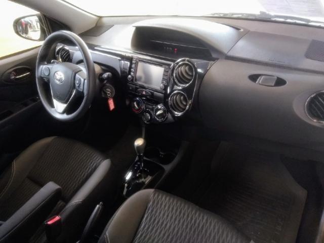 Toyota Etios 1.5 READY 16V FLEX 4P AUTOMATICO - Foto 11