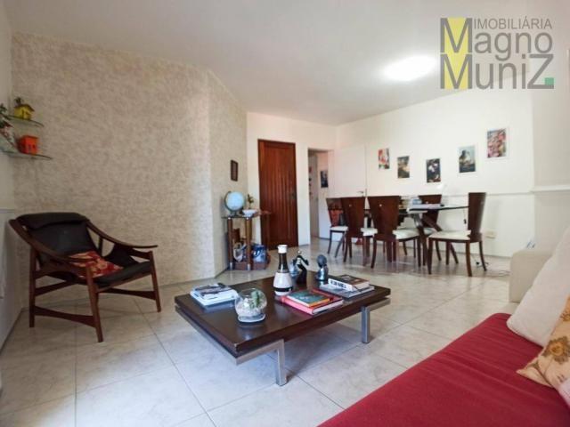Apartamento com 3 dormitórios à venda, 138 m² por R$ 245.000,00 - Papicu - Fortaleza/CE - Foto 3